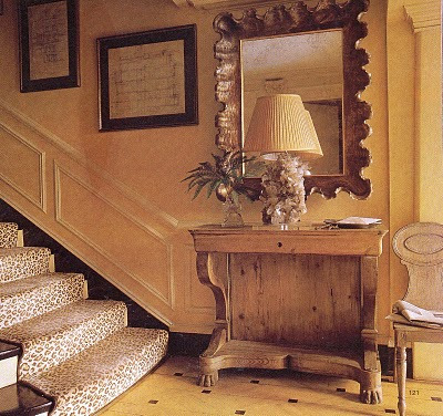 Leopard+stairs+from+Miles+Redd