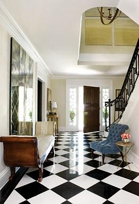 Atlanta homes via if the lampshde fits