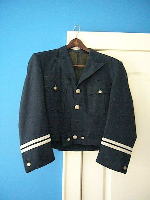 1. Us customs jacket